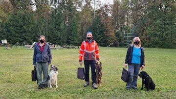 Reševalci na celodnevnem usposabljanju v Ljubljani
